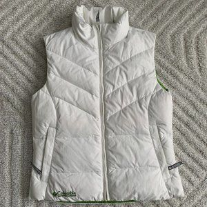 EUC Columbia Down Vest, M